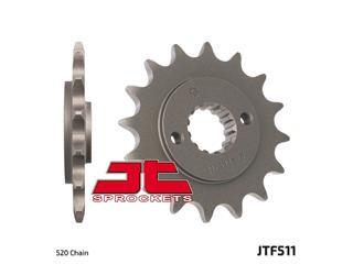 JT SPROCKETS Front Sprocket 14 Teeth Steel Standard 520 Pitch Type 511