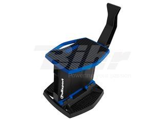Bancada dobrável móvel de plástico Polisport azul 8982700003