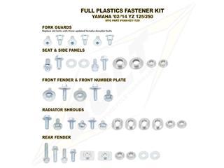 PLASTIC SCHROEVEN PLAST.YAM 02-13 YZ125/250