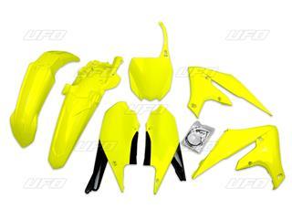 Kit plastique UFO jaune fluo Yamaha YZ450F - 78038065