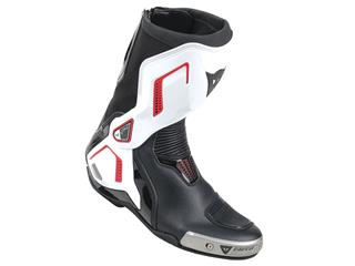 Dainese Torque Out D1 Boots Black/White/Red Size 44 Man