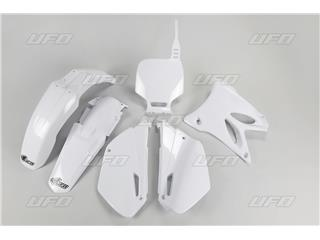 Kit plastique UFO blanc Yamaha YZ85 - 78443010