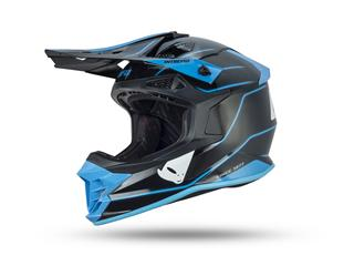 UFO Intrepid Helmet Black/Blue Size XL - 801001490171