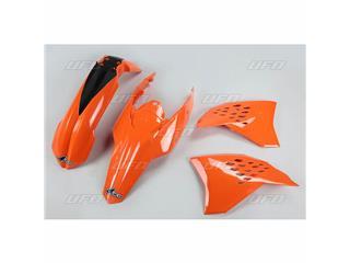 Kit plastique UFO couleur origine orange KTM - 78542700