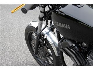 Kit garde-boue avant LSL Clubman alu Yamaha XS650/SR650