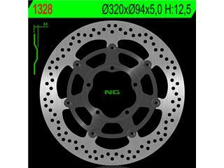 NG 1328 Brake Disc Round Floating Honda VFR1200F (non ABS)