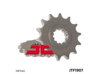 Stahlritzel JT Sprockets 14 Zähne, Kette 428