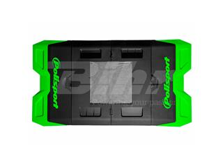 Tapete plástico Bike Mat Polisport verde - c8c956fe-21d2-46ce-a354-2af6fc2eea54