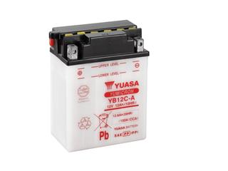 Batterie YUASA YB12C-A conventionnelle