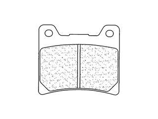 CL BRAKES Brake Pads 2283S4 Sintered Metal