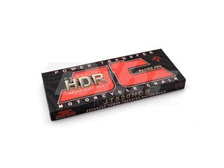 Cadena JT 520HDR con 110 eslabones negro