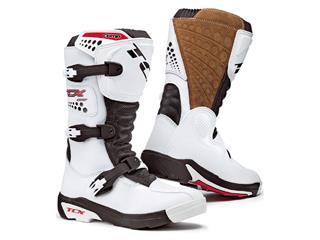 Boot Tcx Comp-Kid   White/ Size 40