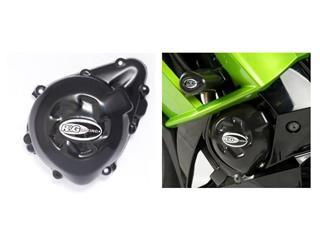 Motorenschutzdeckel links R&G RACING Z1000 '10-11 und Z1000SX 2011