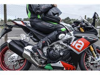 Combinaison RST Pro Series CPX-C II cuir noir/rouge fluo taille S homme - c98b6ff9-91cb-4696-8e66-4b275f375559