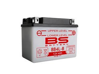 Batterie BS 6N11-2D conventionnelle livrée avec pack acide - 321713