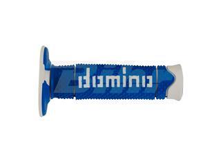 Puños off road Domino DSH azul/blanco A26041C4648 - 83612