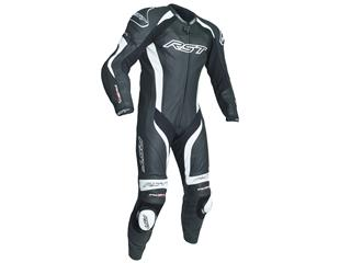 RST TracTech Evo 3 Suit CE Leather White Junior Size XXS