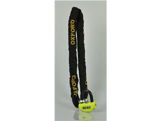 Antivol chaîne OXFORD 16mm Big Boss + 1,2m x 12mm - 25000807