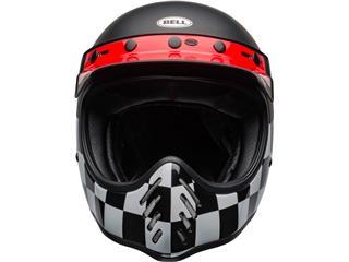 Casco Bell Moto-3 FASTHOUSE CHECKERS Negro/Blanco/Rojo, Talla XS - ca2939ba-73eb-47b5-9a3f-2ac9dcc02db8
