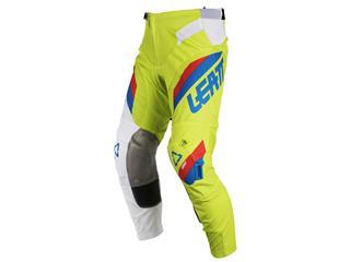 LEATT GPX 5.5 I.K.S Pants Lime/White Size L/US34/EU52