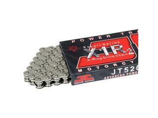 Chaîne de transmission JT DRIVE CHAIN 520 X1R2 acier 112 maillons - cad62860-64cb-4222-9b03-87a28d5f4e1d