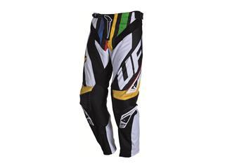 Pantalon UFO CENTURY blanc/noir/jaune T32