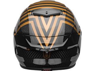 BELL Race Star Flex DLX Helmet Mate/Gloss Black/Gold Size L - cb03605d-b284-4e22-875e-6bd665de554f