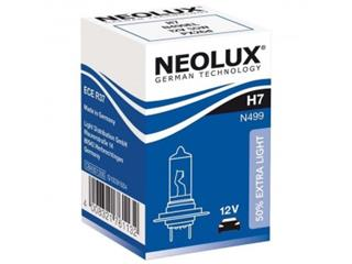 10 ampoules Neolux H7 12V 55W - 320121
