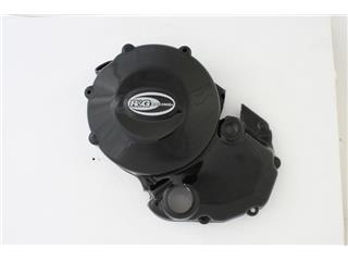 Right engine casing protection for DUCATI with oil-immersed clutch
