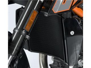 Protection de radiateur R&G RACING noir KTM 690 Duke/R