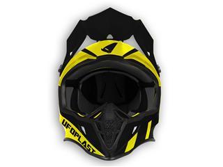 UFO Quiver Helmet Shedir Black/Yellow Size S - cb66e647-1031-4832-ba96-d5d00781e8b8