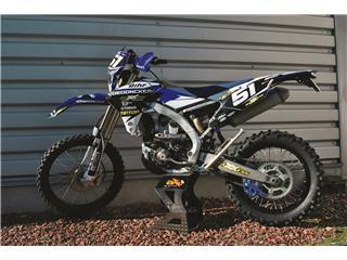 Guide chaîne AXP Teflon bleu Yamaha YZ250F/450F - cb85cbc9-c46f-453d-8f67-4466495b24f1