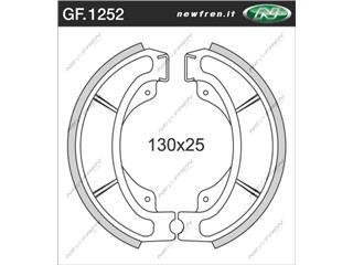 Mâchoire de frein NEWFREN GF1252 organique Honda CN250