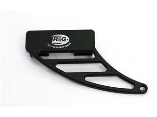 Protège couronne (dent de requin) R&G RACING alu noir