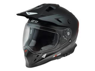 UFO Akan Helmet Enduro Adventure Matte Black Size L
