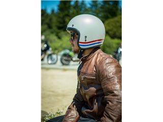 BELL Custom 500 DLX Helmet Stripes Pearl White Size XS - cbd6af31-2804-4445-8c99-1cc8ea27bbd7