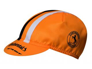 RACE CAP CONTINENTAL YELLOW