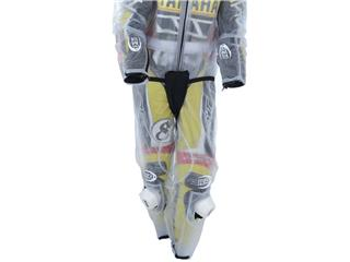 R&G RACING Racing Rain Pants Transparent Size L