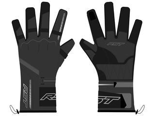 RST Atlas WP CE Textil Gloves Schwarz Größe M Herren - 815000220109