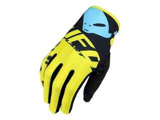 UFO Mizar Kids Gloves Yellow Size 7/8 - 802131740589