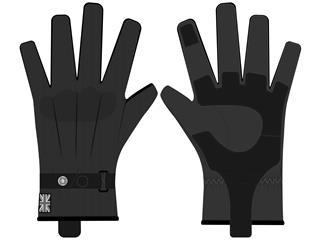 RST Shoreditch CE Gloves Textile Black Size XXL Men