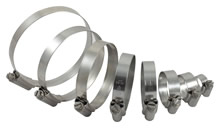 SAMCO Hose Clamps Kit for Radiator Hoses 44005908/44005909 - 44005910
