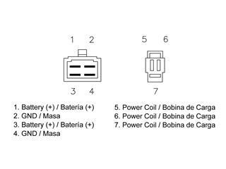 Régulateur TECNIUM type origine Honda - cd2455d5-916f-4a64-aa7d-af38cf7f4e3e