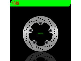 Disque de frein NG 1649 rond fixe - 350349