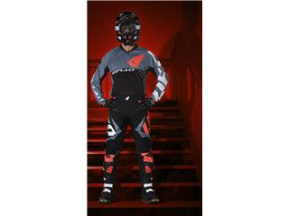 UFO Diamond Helmet Matt Black/Red Size S - cd3cd814-b90e-4f12-9799-12e26e04797f