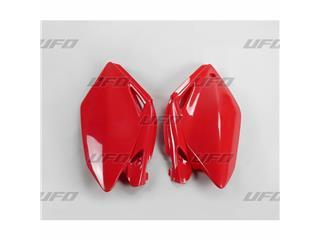 Plaques latérales UFO rouge Honda CRF250R - 78165131