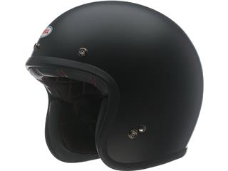 Casque BELL Custom 500 DLX Solid Black taille XXL - 7050066