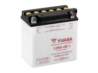 Batterie YUASA 12N9-4B-1 conventionnelle - 3212N94B1