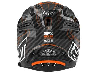 Casque LEATT GPX 6.5 junior carbone orange/noir/gris taille Jr M - cd9f272c-c4e7-4b61-adc0-7123d8923ccc