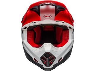 Casque BELL Moto-9 Mips Prophecy Matte White/Red/Black taille XL - cdad237e-9246-4c88-9623-b7e9f96c111d